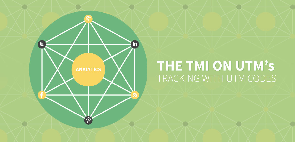 The TMI on UTM's: How To Prove ROI with UTM Tracking Codes