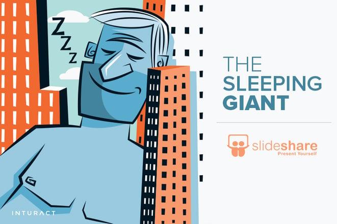 SlideShare - The Marketing Sleeping Giant