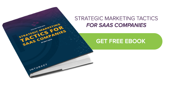 eBook - Strategic Marketing Tactics For SaaS Companies