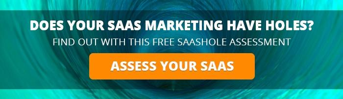 Does Your SaaS Marketing Have Holes?
