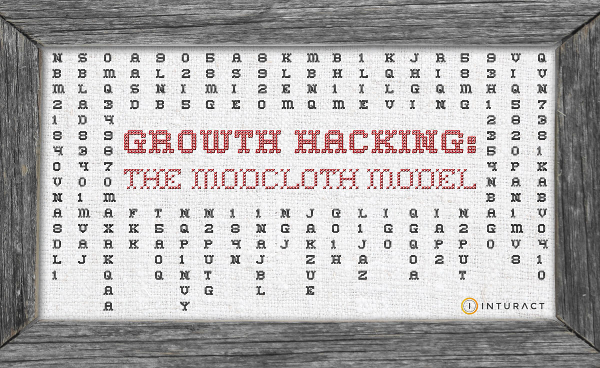 Growth Hacking: The ModCloth Model