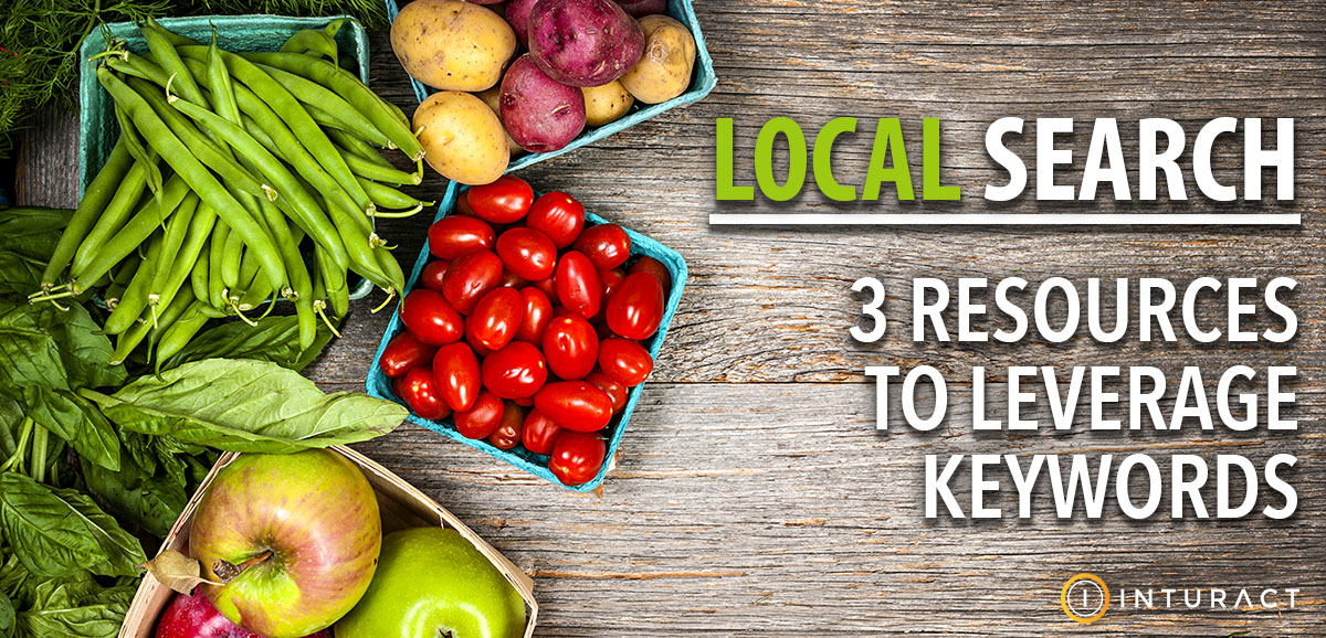 Leverage Keywords for Local Searches: Houston Inbound Marketing