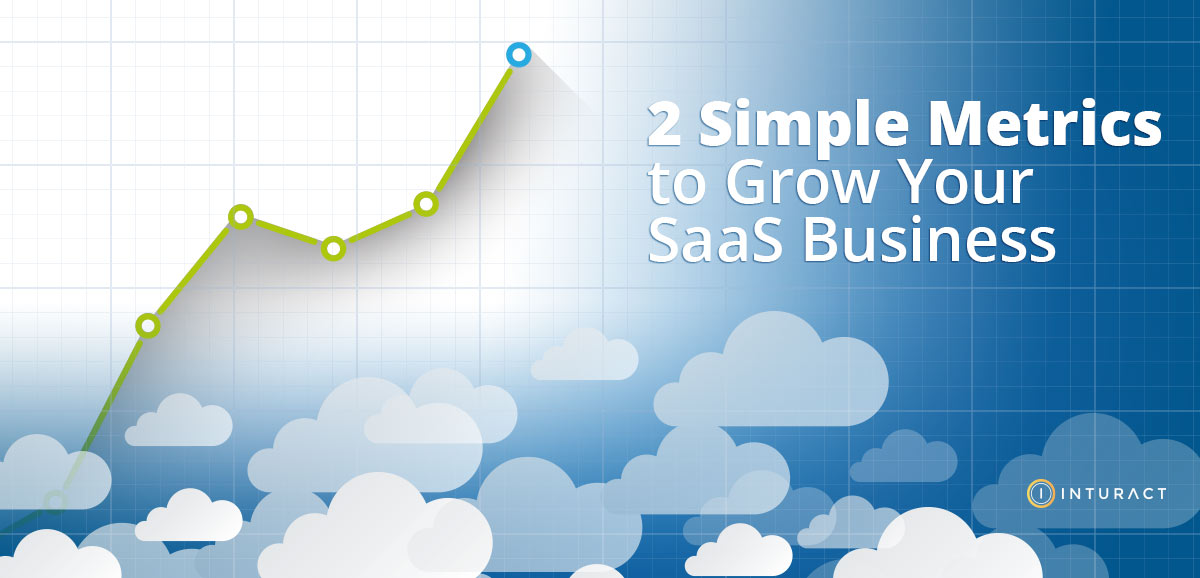 The 2 Simple Metrics You Need to Grow Your SaaS Business