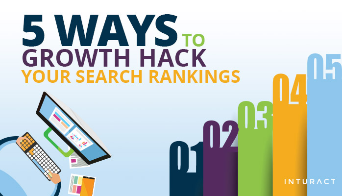 Growth Hacking: 5 Ways to Increase Your Search Rankings