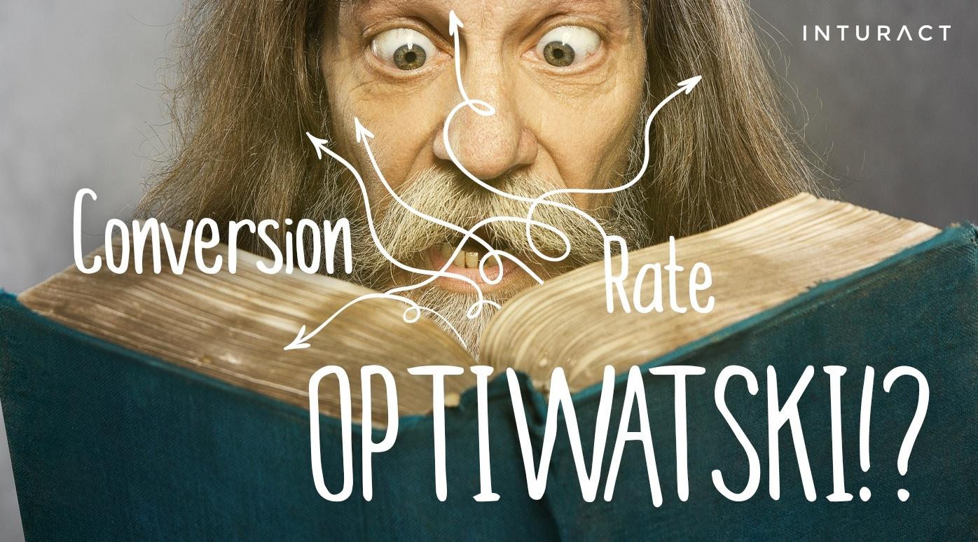 Conversion Rate Optiwhatski?