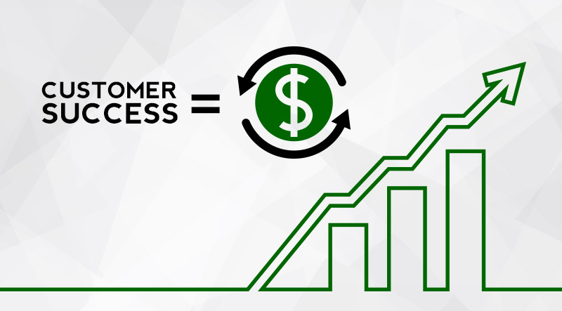 Customer Success Creates Revenue That Won't Quit
