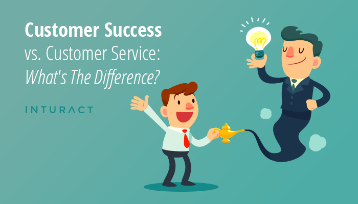 Customer Success vs. Customer Service: What's The Difference?