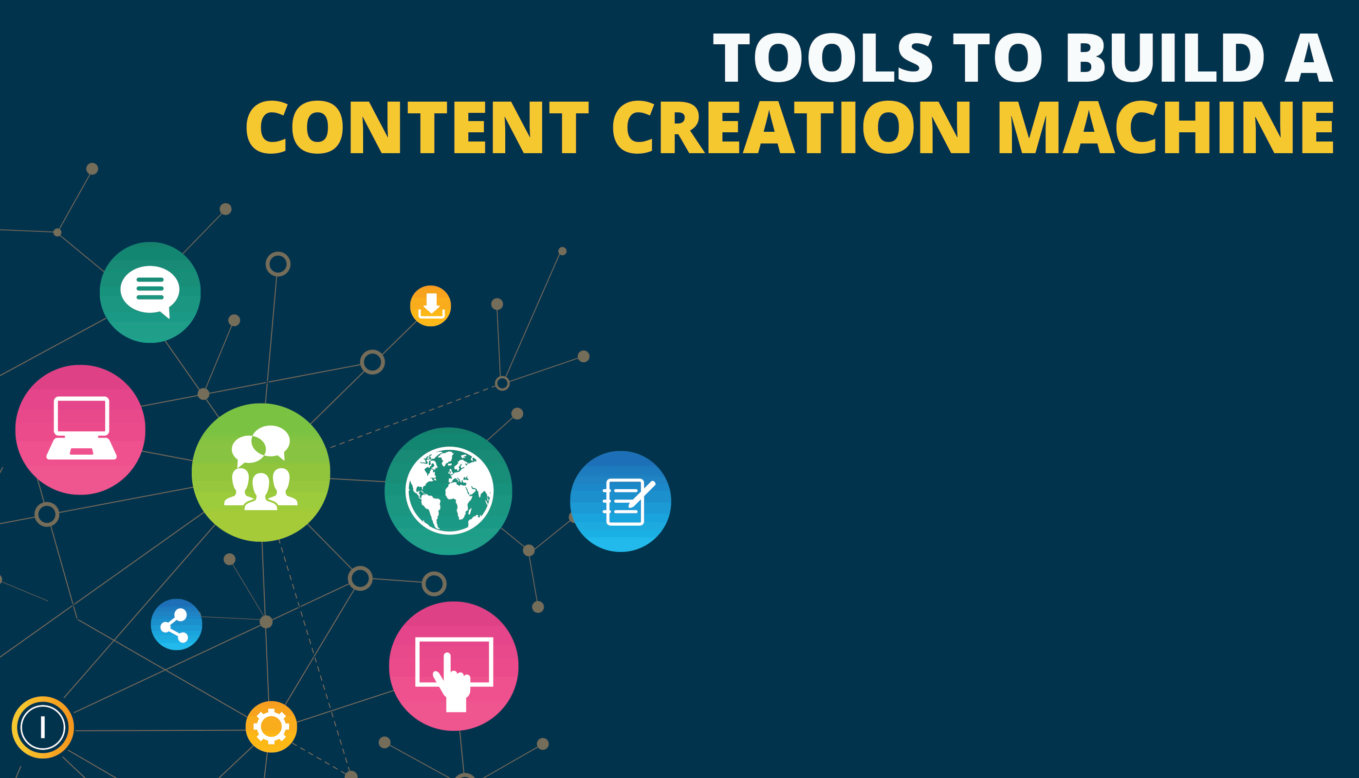 Tools to Build a Content Creation Machine